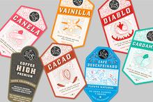 Café Luz packaging