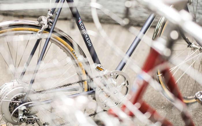 Coronado Bike branding and website 1