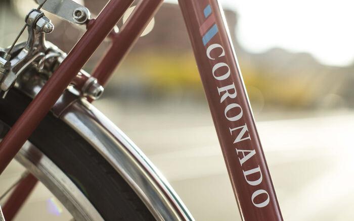 Coronado Bike branding and website 4