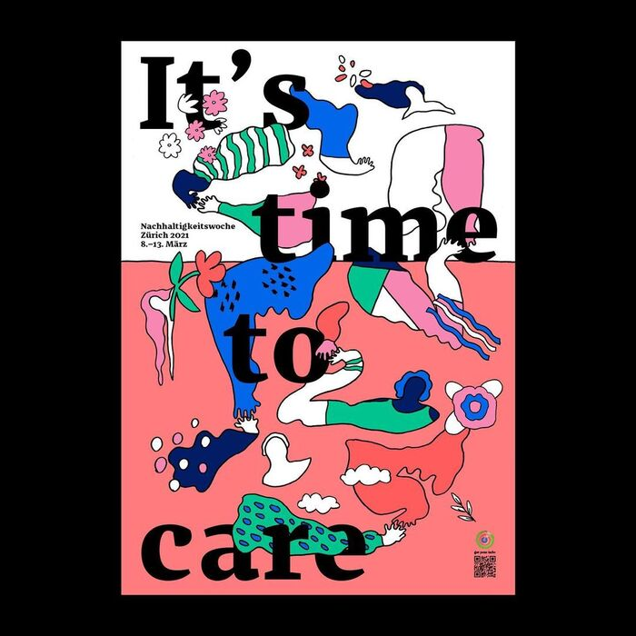 It's time to… sustainability week poster series 2