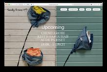 Sandy Brown website