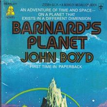 <cite>Barnard's Planet</cite> by John Boyd  (Berkley)