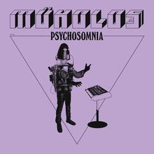 Müholos – <cite>Psychosomnia</cite> album art