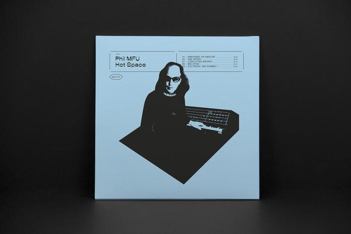 Phil MFU – Hot Space album art 2