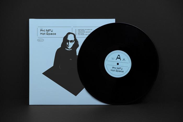 Phil MFU – Hot Space album art 3