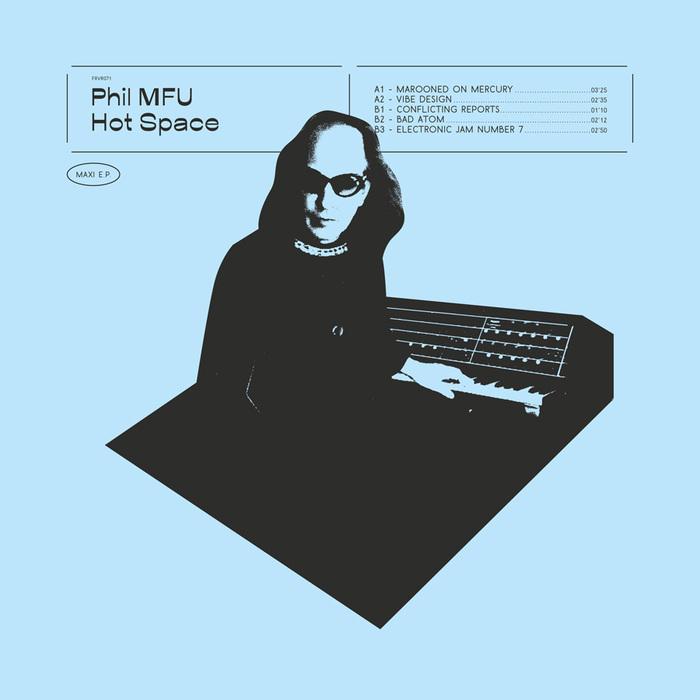 Phil MFU – Hot Space album art 1