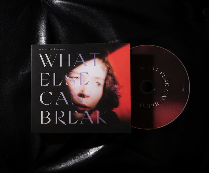 Mira Lu Kovacs – What Else Can Break album art 3
