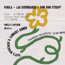 Parola workshop flyer