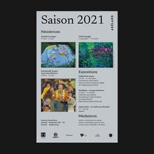 Espace Adélard Saison 2021 poster