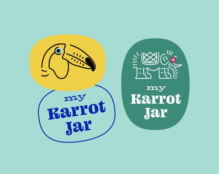 My Karrot Jar 1