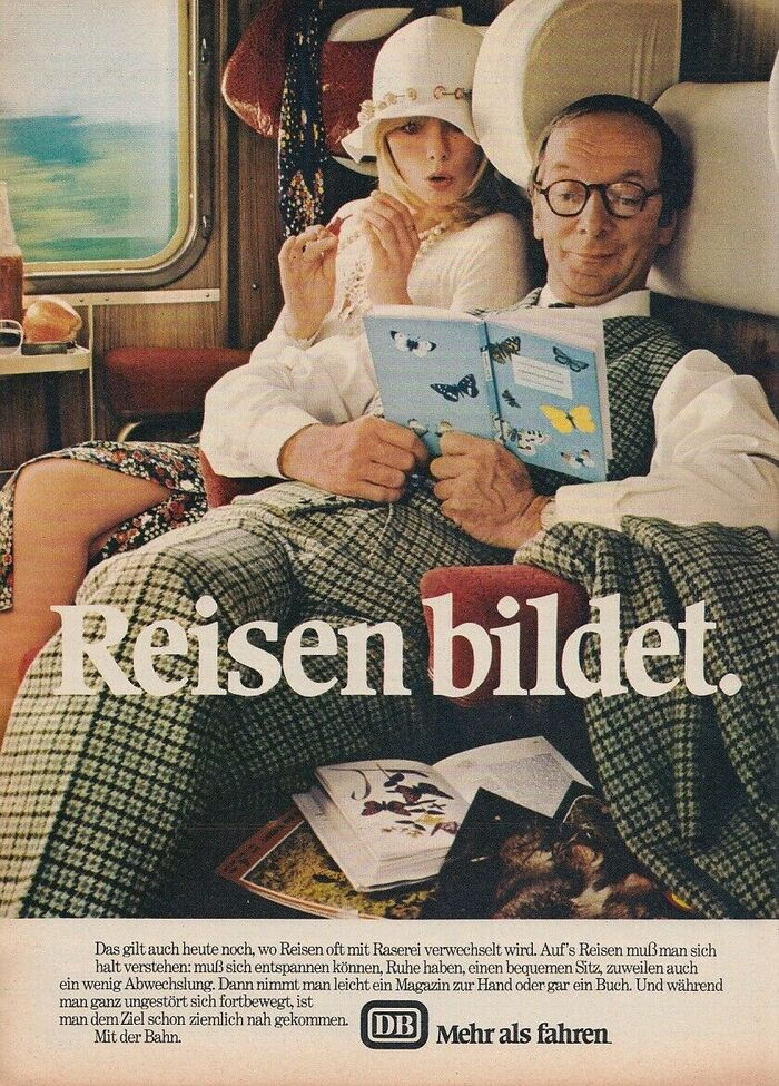 """""""Reisen bildet."""" (1974)"""