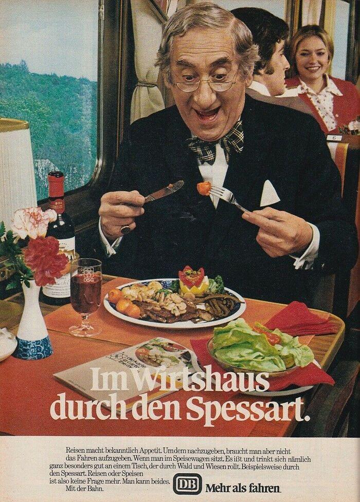 """""""Im Wirtshaus durch den Spessart."""" (1974)"""