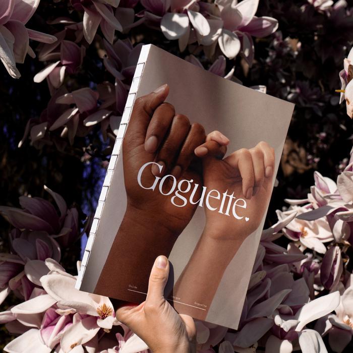 Goguette visual identity 2