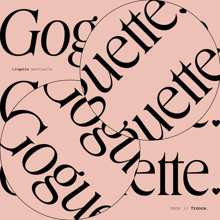 Goguette visual identity 6