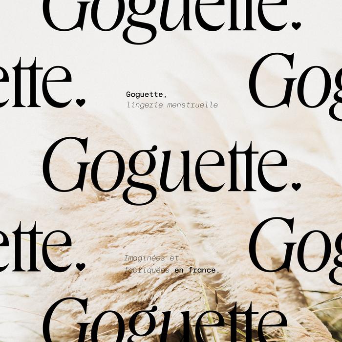 Goguette visual identity 8