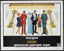 <cite>Plaza Suite</cite> (1971) movie posters