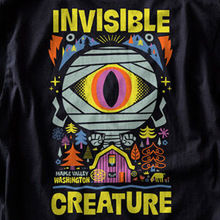 """Chris Lee × IC – """"Invisible Creature"""" T-shirt"""