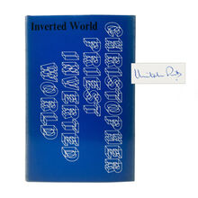 <cite>Inverted World</cite> by Christopher Priest (Faber, 1974)