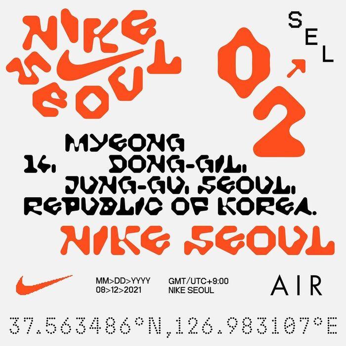 Nike Seoul custom sneakers 4