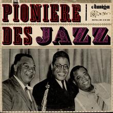 Various Artists – <cite>Pioniere des Jazz</cite> (Amiga) album art