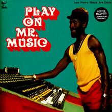 Various Artists – <cite>Play On Mr. Music</cite> (<span>Rocka Shacka) </span>album art