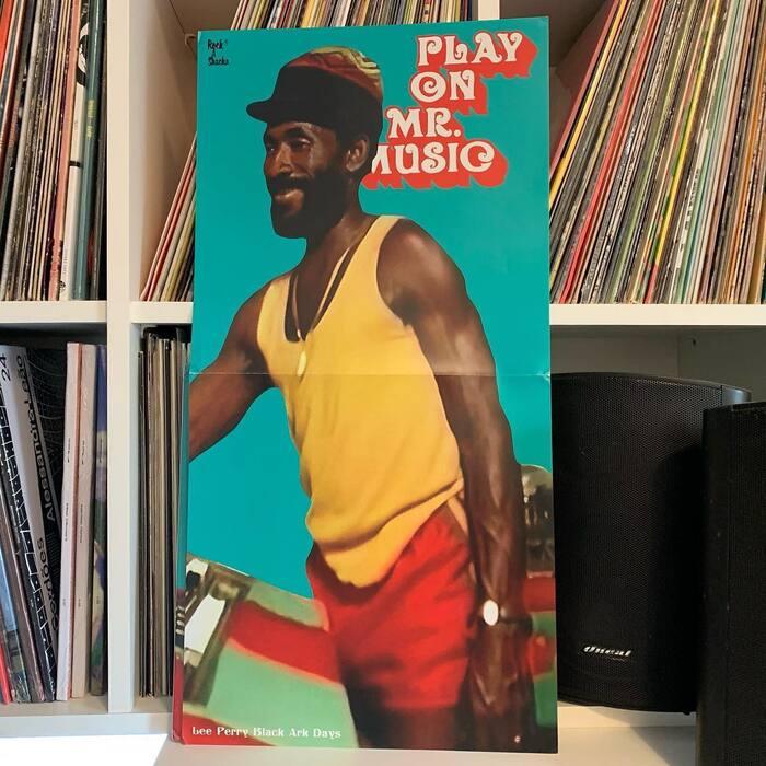 Various Artists – Play On Mr. Music (Rocka Shacka) album art 2