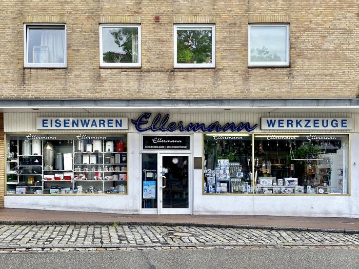 Eisenwaren Ellermann, Reinbek 1