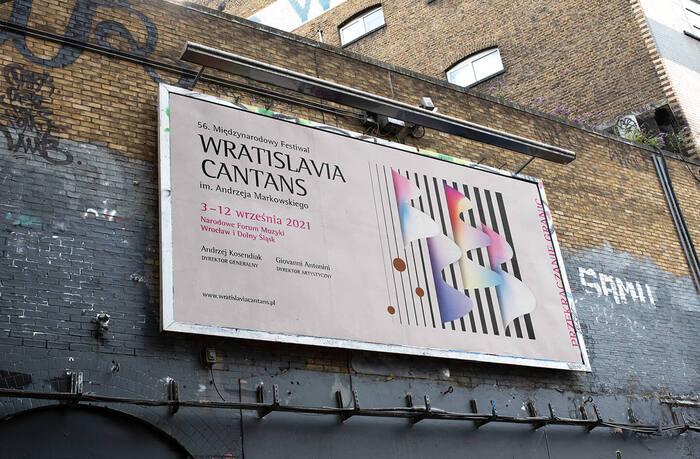 "Wratislavia Cantans 2021, ""Crossing Borders"" 3"