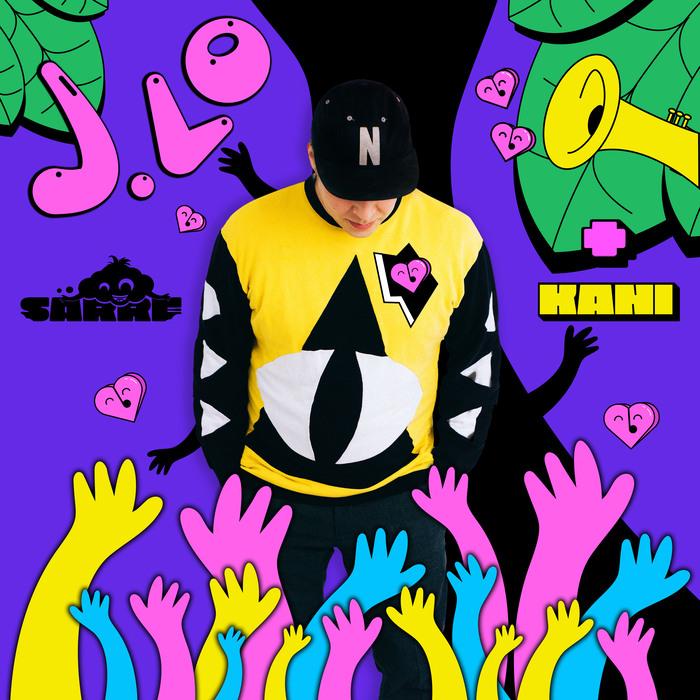 """""""J. Lo"""" single cover."""