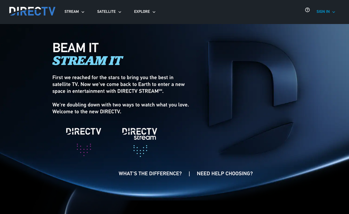"""DirecTV Stream's """"Get your TV together"""" campaign 5"""