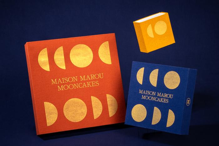 Maison Marou Mooncakes 1