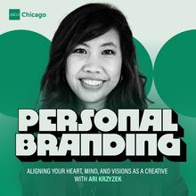 <cite>Personal Branding as a Creative</cite> event identity
