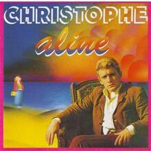 Christophe – <cite>Aline</cite> album art and single sleeves (1970s)