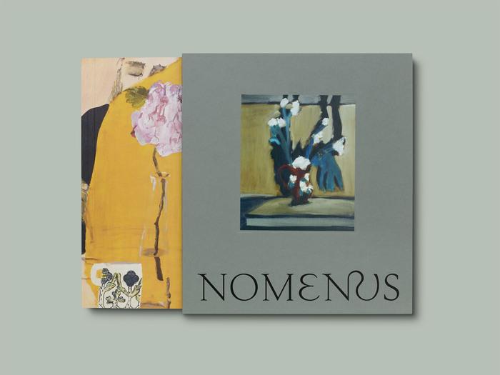 "Nomenus issue 2, ""The Language of Flowers"" 2"
