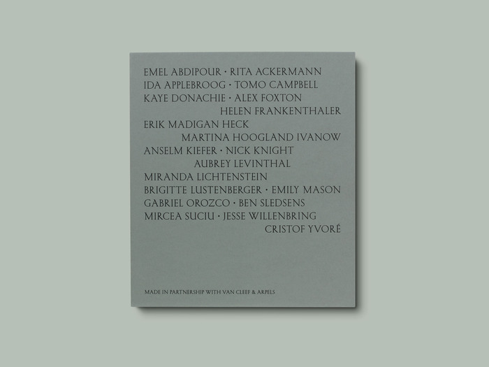 "Nomenus issue 2, ""The Language of Flowers"" 8"