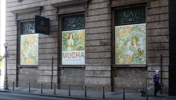 Mucha: O Legado da Art Nouveau 2