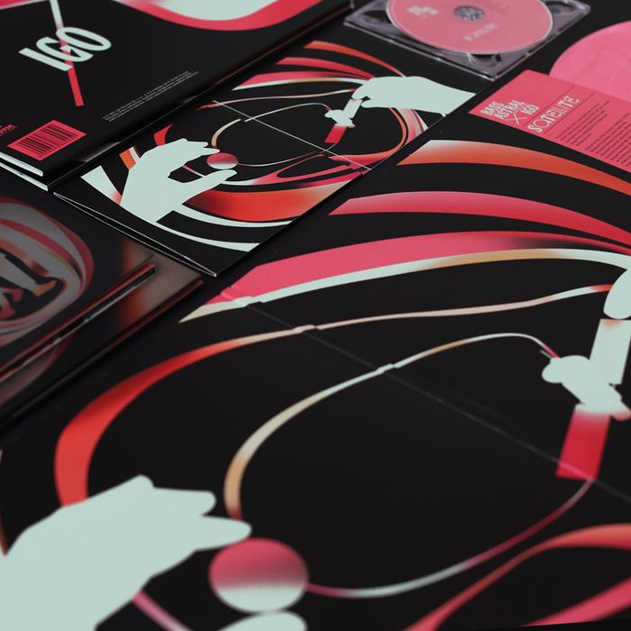 Bass Astral × Igo – Satellite album art 2