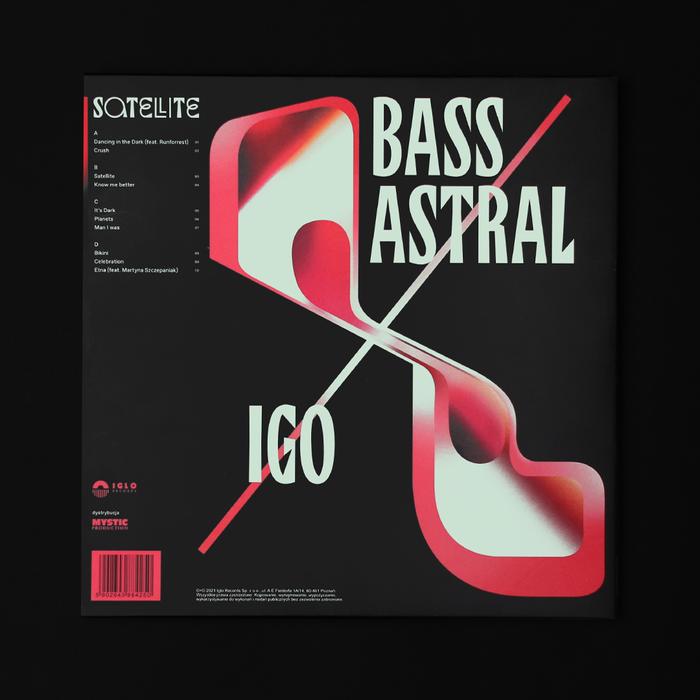 Bass Astral × Igo – Satellite album art 1