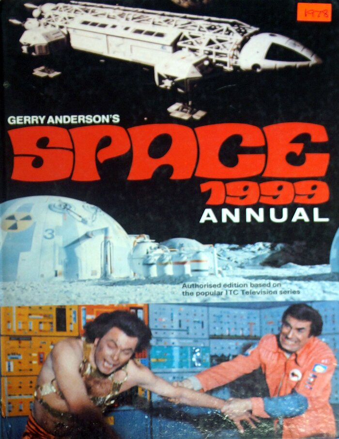 1978 annual front cover.