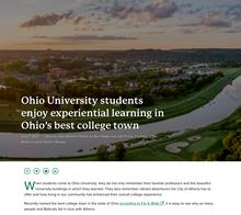Ohio University (2021)