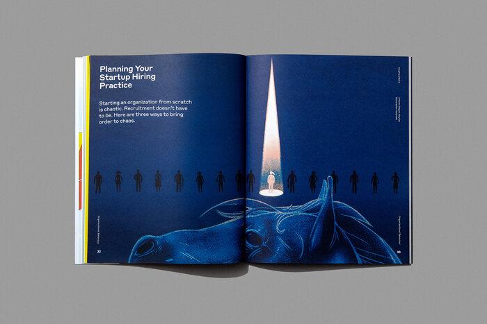 "Delve magazine, Winter 2021, ""The New Normal"" 3"