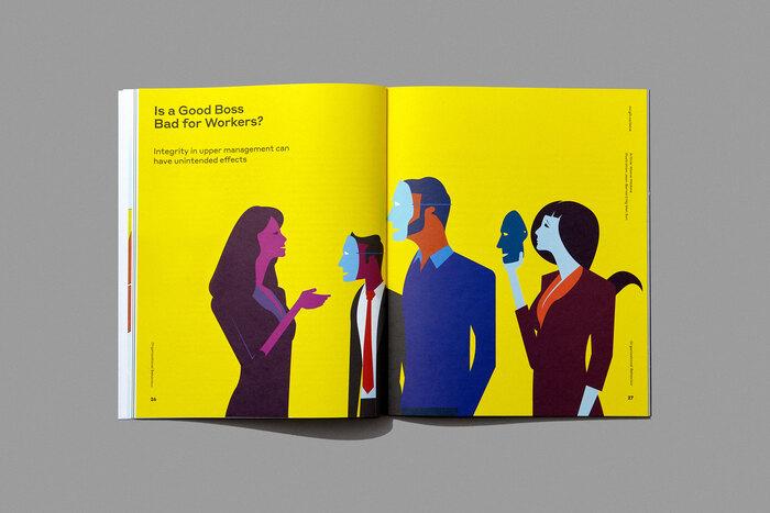 "Delve magazine, Winter 2021, ""The New Normal"" 5"