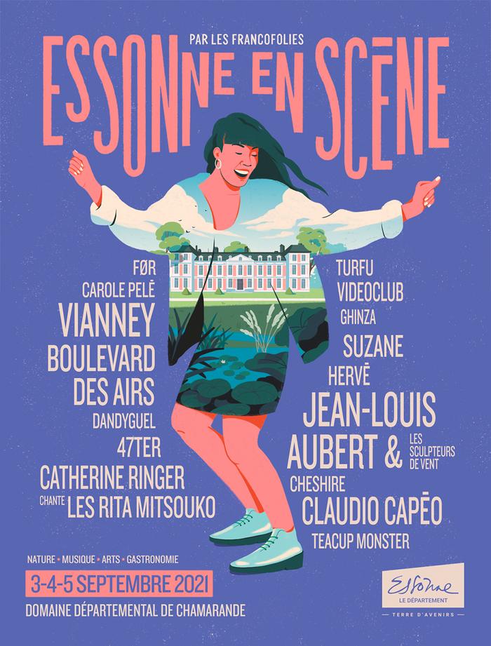 Essonne en Scène 2021 music festival 2