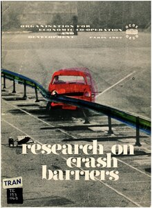 <cite>Research on Crash Barriers</cite>