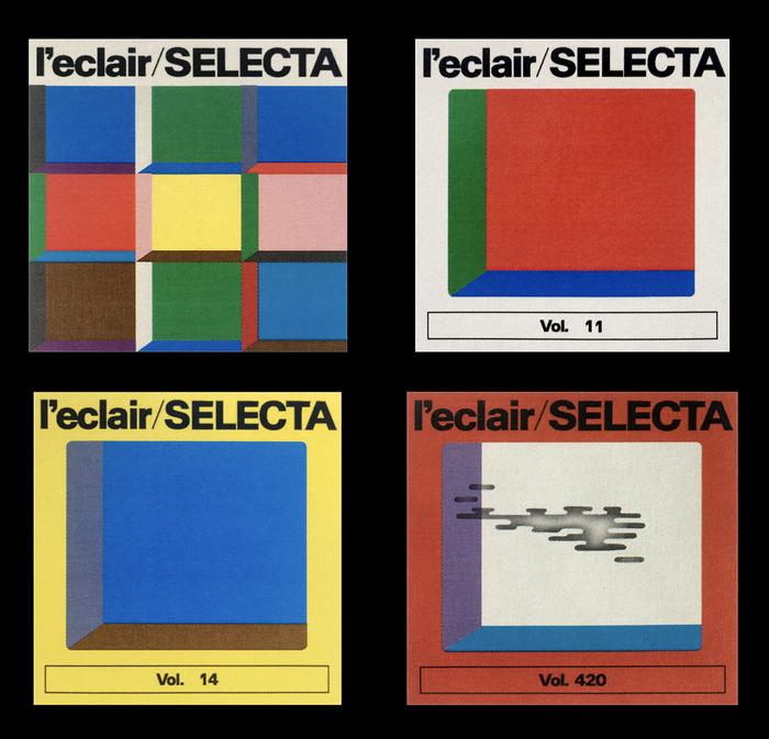 L'EclairMegadef / Selecta playlists 3