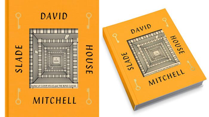Slade House by David Mitchell (Random House, 2015) 1