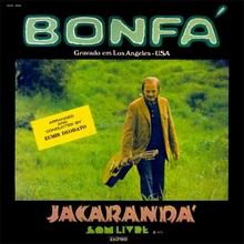 Luiz Bonfá – <cite>Jacarandá</cite> album art