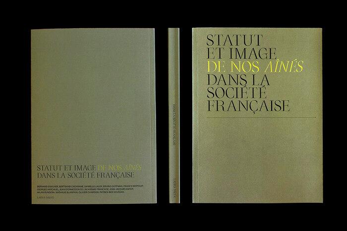 Status et image de nos aînés dans la société française 1