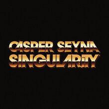 Casper Seyna – <cite>Singularity</cite> album art