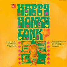 <cite>Happy Honky Tonk</cite> album art